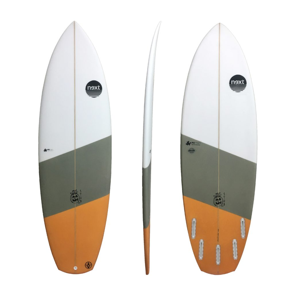 New Stub next surfboards